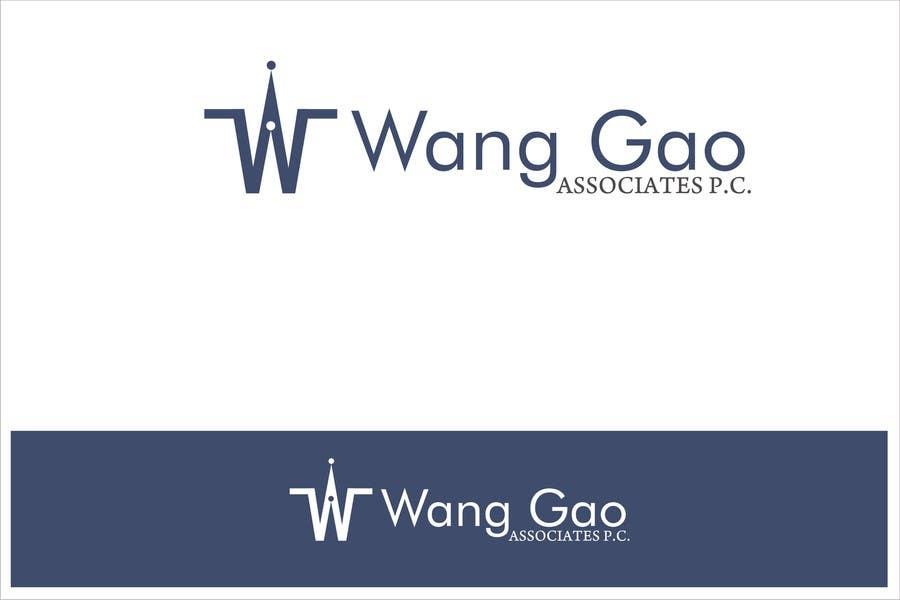 Proposition n°131 du concours Design a Logo for Wang Gao & Associates, PC.