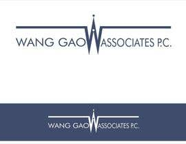 #134 for Design a Logo for Wang Gao & Associates, PC. by saliyachaminda
