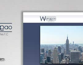nº 3 pour Design a Logo for Wang Gao & Associates, PC. par oguzuslu