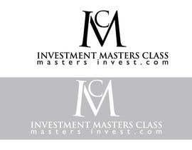 Nro 32 kilpailuun Design a Logo for Investment Masters Class käyttäjältä snakhter2