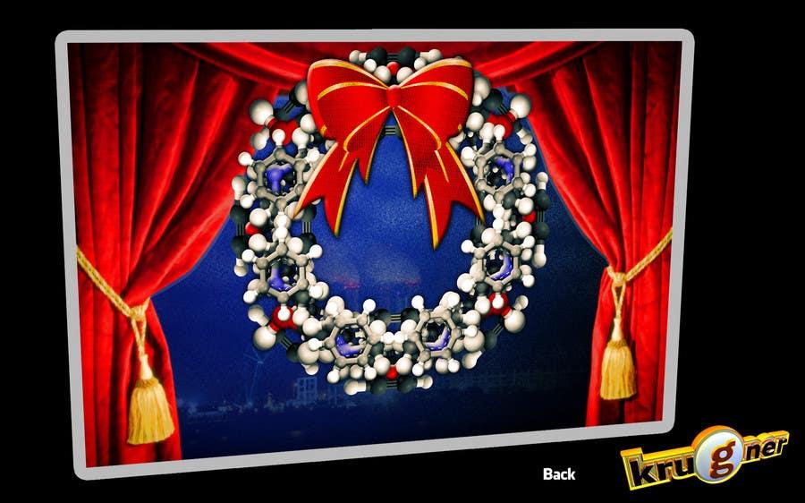 Kilpailutyö #17 kilpailussa Design Business Christmas cards