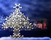 Graphic Design Kilpailutyö #20 kilpailuun Design Business Christmas cards