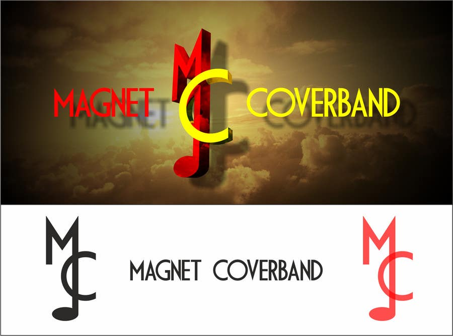 #25 for Design a logo for a music Band ( Covergroup ) by sdugin