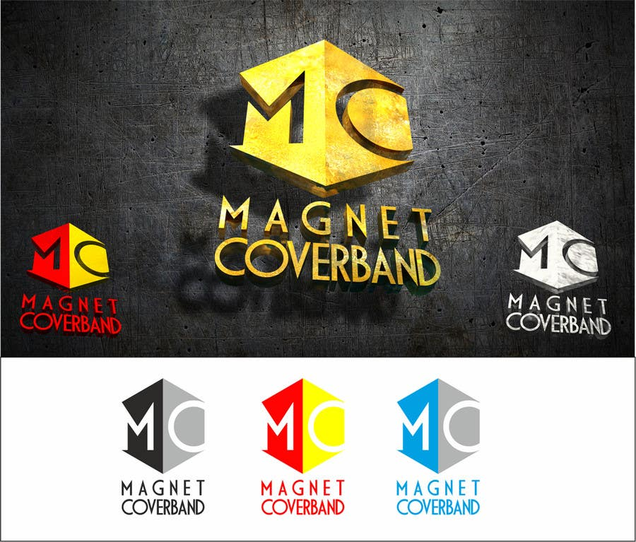 #26 for Design a logo for a music Band ( Covergroup ) by sdugin