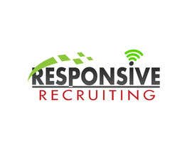 #30 for Design a Logo for Responsive Recruiting by zswnetworks