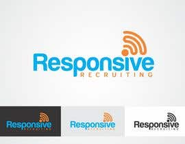 #63 for Design a Logo for Responsive Recruiting by shivamsharmalko