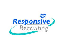 #24 for Design a Logo for Responsive Recruiting by studioprieto