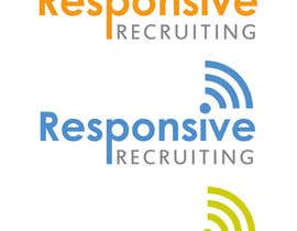 #59 for Design a Logo for Responsive Recruiting by janobeltran