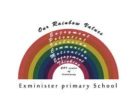 lapogajar tarafından Rainbow design for UK school için no 1