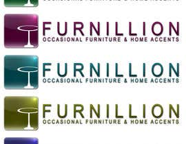 #18 for www.furnillion.com logo redesign af antes73