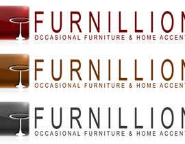 #23 for www.furnillion.com logo redesign af antes73