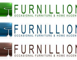 #24 for www.furnillion.com logo redesign af antes73