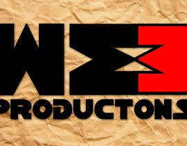 #38 untuk Design a Logo for WE3 Productions oleh lawanya