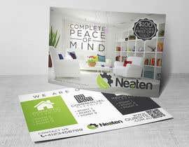 Nro 7 kilpailuun Design a Flyer for our Domestic Cleaning Promotion käyttäjältä r35hin