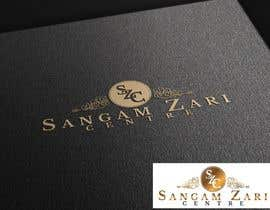 #33 for Logo Design (Indian Ethnic) for showroom specialised in Zari work. by infosouhayl