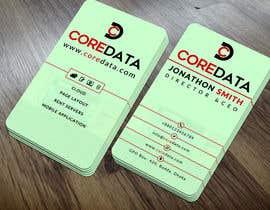 #34 for Diseñar tarjetas CoreData by smjahids24