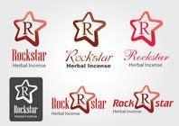 Proposition n° 273 du concours Graphic Design pour Logo Design for Rockstar Herbal Incense Company