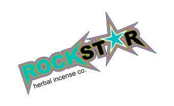 Proposition n°                                        164                                      du concours                                         Logo Design for Rockstar Herbal Incense Company