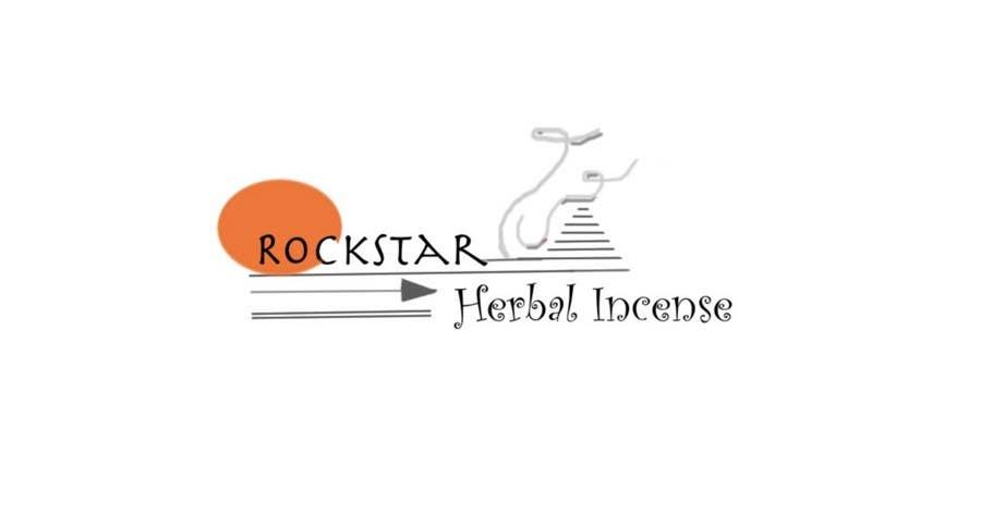 Inscrição nº                                         59                                      do Concurso para                                         Logo Design for Rockstar Herbal Incense Company