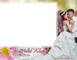 Nro 7 kilpailuun Design a photobooth print layout (S&K) käyttäjältä windwalker84