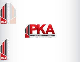 #64 for Design a Logo for PKA by GeorgeOrf