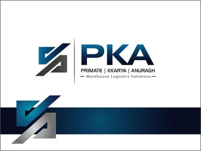 Inscrição nº 31 do Concurso para Design a Logo for PKA