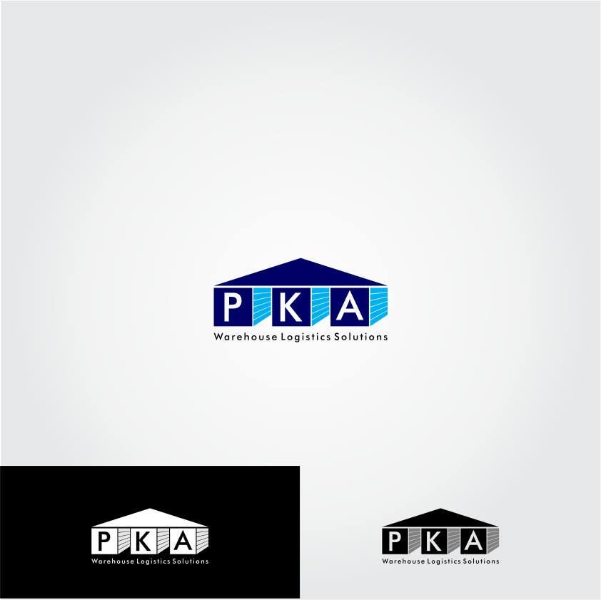 Inscrição nº 33 do Concurso para Design a Logo for PKA