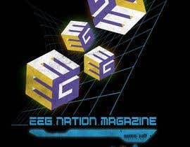 blackhordes tarafından EEG Nation Magazine - 2 - Tshirts designed - No generic boring plan stuff için no 25
