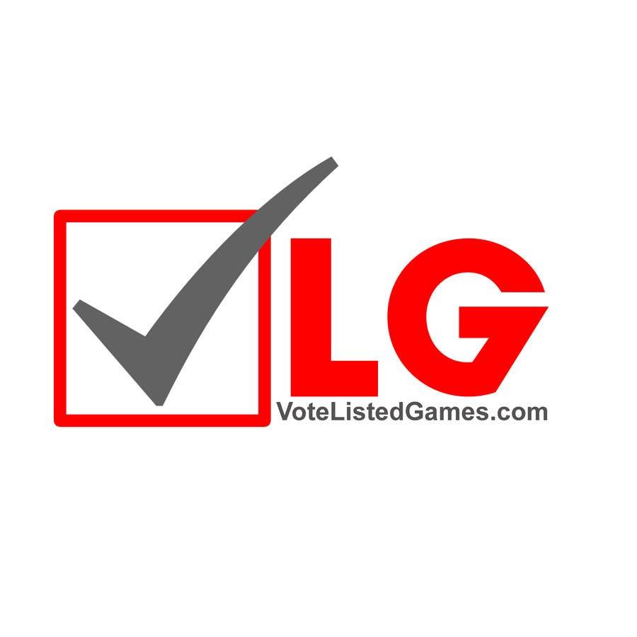 Penyertaan Peraduan #41 untuk Design a Logo for VoteListedGames