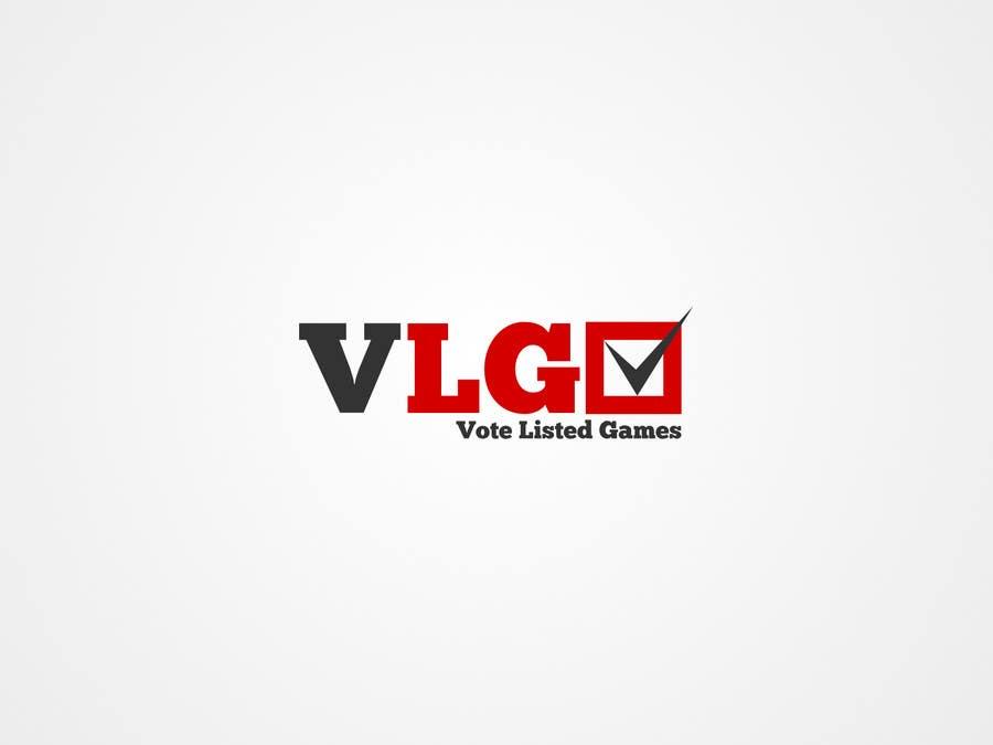 Penyertaan Peraduan #8 untuk Design a Logo for VoteListedGames