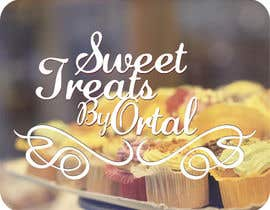 #13 para Design some Business Cards for Sweet treats by ortal por Allnorton