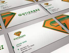 #29 untuk Design some Business Cards for Painting Company oleh sashadesigns