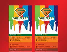 #32 untuk Design some Business Cards for Painting Company oleh linokvarghese