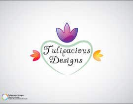 #6 for Design a Logo for Tulipacious Designs af SilverDotGD