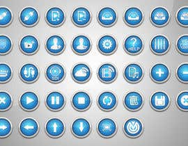 #41 for 3D Icon Set for an application af dreamstudios0
