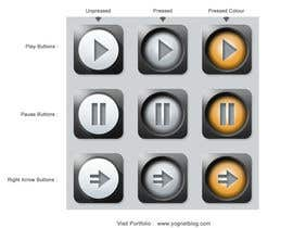 #27 untuk 3D Icon Set for an application oleh YogNel