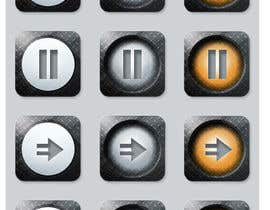 #28 untuk 3D Icon Set for an application oleh YogNel
