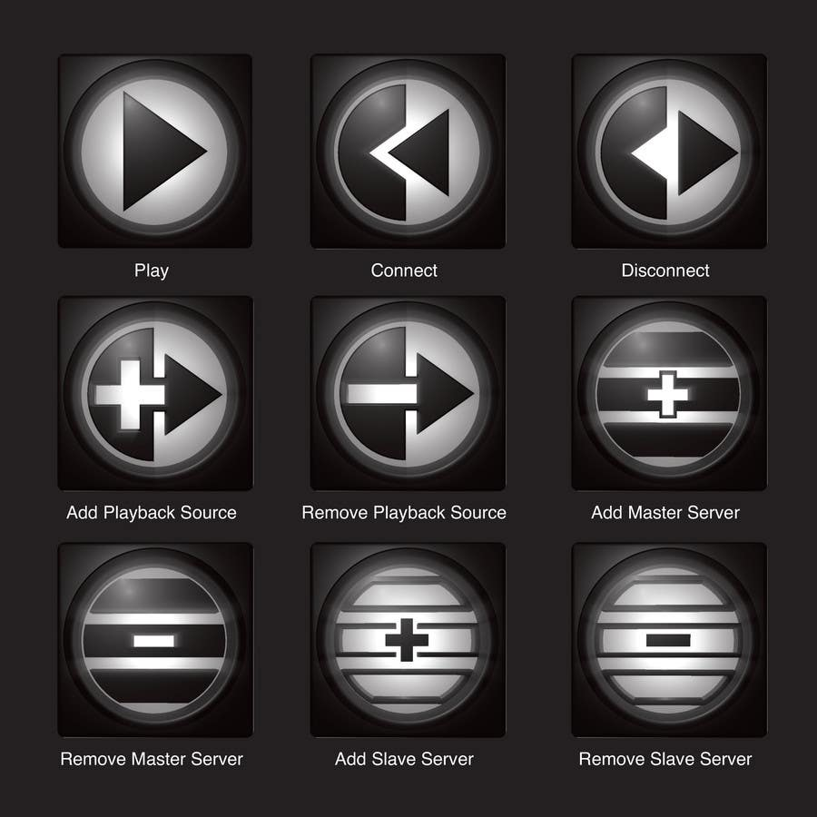 #12 for 3D Icon Set for an application by IOdesigner