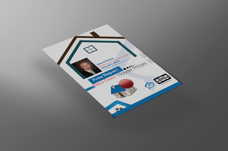#31 for Design a Real Estate postcard by xtreemsteel