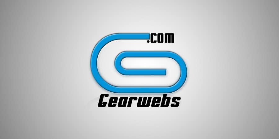 #4 for Illustrate Something for Gearwebs.com logo by janithnishshanka