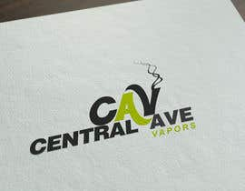 #182 for Design a Logo for an E-cig/Vapor Store - Central Ave Vapors -- 4 by BBdesignstudio