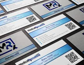 #25 untuk Design some high end Business Cards for Recruiting Company. oleh alkalifi