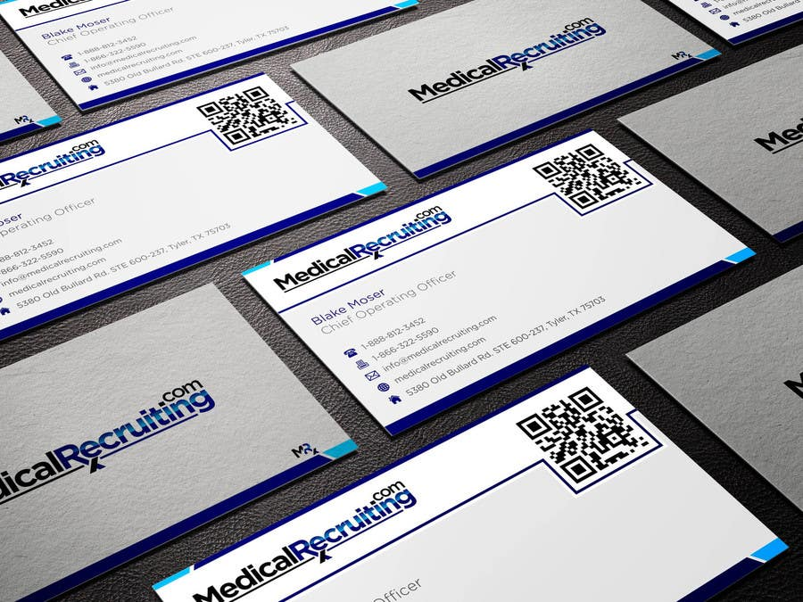 Konkurrenceindlæg #49 for Design some high end Business Cards for Recruiting Company.