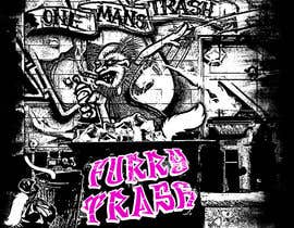 #19 for Design a T-Shirt called Furry Trash by Pibbles