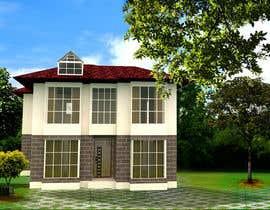 Nro 30 kilpailuun Design of double storey house in Ireland käyttäjältä anshimabhatt14