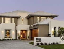 Nro 32 kilpailuun Design of double storey house in Ireland käyttäjältä arxalan111