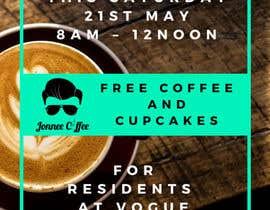julianamariem tarafından Free Coffee and Cupcakes! için no 5