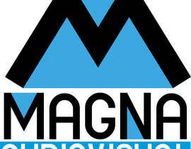 #170 para Design a Logo for MAGNA AUDIOVISUAL de sandhert