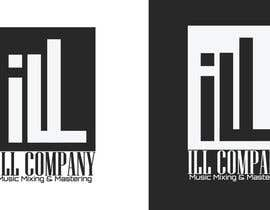 #36 for Design a Logo for ILL COMPANY/ILL CO. Music Mixing & Mastering af KiVii