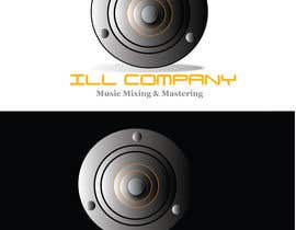 #32 para Design a Logo for ILL COMPANY/ILL CO. Music Mixing & Mastering por pearlstone95